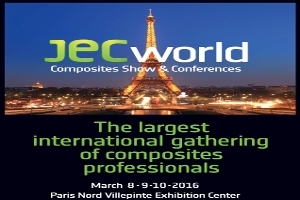 JEC World Composites Show & Conferences 2016